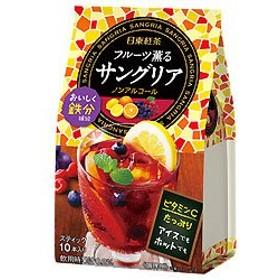 三井農林 日東紅茶 フルーツ薫るサングリア 9.5g×10本×24個入