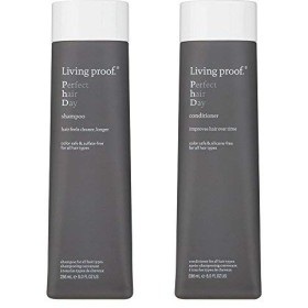Living Proof Perfect Hair Day Shampoo & Conditioner 8 oz by Living Proof