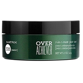 Matrix Biolage Style Link Over Achiever 3-In-1 Cream, Paste And Wax - 達成者3イン1クリーム、ペーストワックスを超える行列バイオレイジスタイルリンク [並行輸入品]