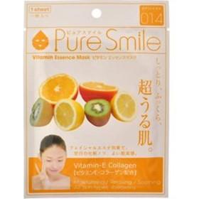 【サンスマイル】エッセンスマスク ビタミン 1枚 ×3個セット