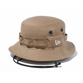 ニューエラ キッズ アドベンチャー ハット 11437871 カーキ/ホワイト Adventure Hat khaki/white Kid's M-L(54cm)