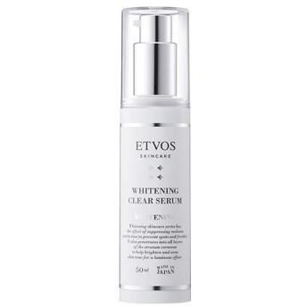 ETVOS(エトヴォス) 美白美容液 薬用ホワイトニングクリアセラム 50ml [医薬部外品] 敏感肌 トラネキサム酸