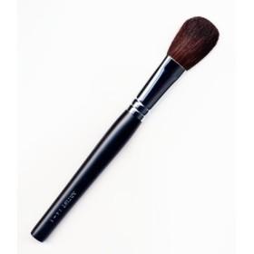【名入れ無料】竹宝堂化粧筆(メイクブラシ)チークブラシ 14-1 黒軸/熊野筆