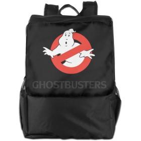 ゴーストバスターズ Ghostbusters リュック デイパック バックパック トラベルバッグ 耐久性 多機能 通学 通勤 登山 旅行 アウトドア シンプル オシャレ ユニセックス
