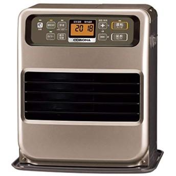 コロナ 石油ファンヒーター(木造9畳/コンクリート12畳まで)【暖房器具】CORONA ブロンズブラウン FH-VG3319Y-TB