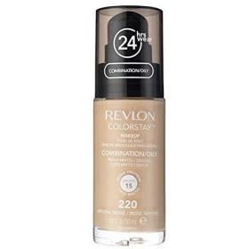 [Revlon ] レブロンカラーステイ基盤コンビ/油性Natbeige 30ミリリットル - Revlon Color Stay Foundation Combi/Oily Natbeige 30ml [並行輸入品]