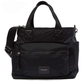 マークジェイコブス バッグ ナイロン 2way マザーズバッグ Marc Jacobs Biker Nylon Baby Bag Black [並行輸入品]