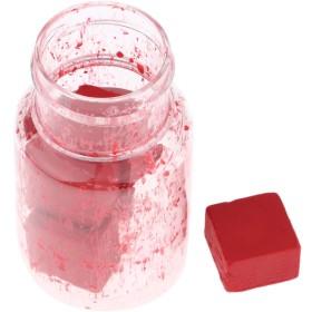 口紅の原料 リップスティック顔料 DIYリップライナー DIY工芸品 9色選択でき - D