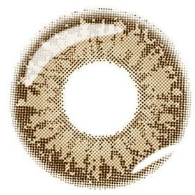 ピエナージュ 12枚入【No.9ハニー HONEY 度なし】ワンデー マギー カラコン Pienage 1day