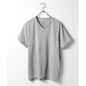 [マルイ]【セール】Tシャツ(SKU S/S HEATHER V-NECK TEE)/ジャーナルスタンダード(メンズ)(JOURNAL STANDARD MEN'S)
