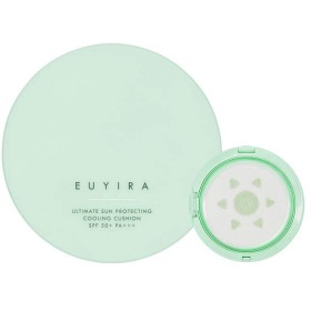 [EUYIRA] ユーイラアルティミット サン プロテクティング クーリング クッション SPF50 + PA +++ 25g / ULTIMATE SUN PROTECTING COOLING CUSHION NET WT 0.88oz [並行輸入品]