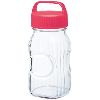 東洋佐々木ガラス 漬物保存容器 クリア 1500ml 漬け上手 小梅ちゃん I-77860-PK-A-JAN