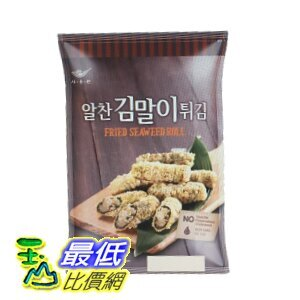 [COSCO代購] W123871 Saongwon 冷凍酥炸韓式紫菜粉絲捲 25 公克 X 48入 2包入。影音與家電人氣店家玉山最低比價網的首頁、不支持7-11超商取貨付款、冷藏冷凍食品有最棒的商