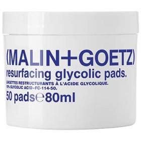 MALIN+GOETZ Resurfacing Glycolic Pads 50pads並行輸入品