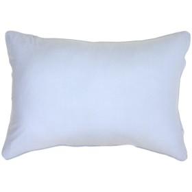 メリーナイト(Merry Night) 綿100% ニット素材 枕カバー 43×63cm サックス NT4363-76