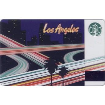 スターバックス スタバ カード 2013 ロサンゼルス ロス 第1弾 北米版