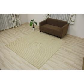抗アレルゲン 抗ウィルス 手洗いできる ラグマット ptgst-190190(K) ベージュ 約190×190cm 抗菌 防ダニ 絨毯 消臭カーペット 北欧デザイン 肌触りソフト beige ブラウン rug mat