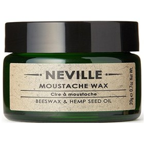 ネビル口ひげワックス x4 - Neville Moustache Wax (Pack of 4) [並行輸入品]