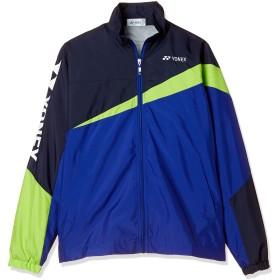 [ヨネックス] テニスウェア 裏地付きウォームアップシャツ [ジュニア] 52020J キッズ ミッドナイトネイビー (472) 日本 J120 (日本サイズ120 相当)