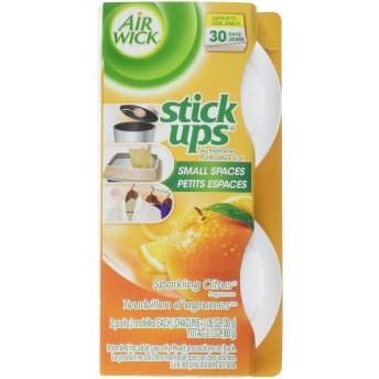 Air Wick Stick Up Air Freshener, Sparkling Citrus, 2 Count by Reckitt Benckiser