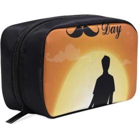 GGSXD メイクポーチ 父の日 ボックス コスメ収納 化粧品収納ケース 大容量 収納 化粧品入れ 化粧バッグ 旅行用 メイクブラシバッグ 化粧箱 持ち運び便利 プロ用