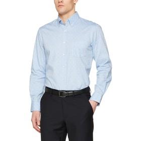 Brax Style.Dries 48-3217、メンズカジュアルシャツ、ブラウ(ブルー27)、40