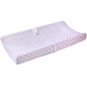 Carter's Changing Pad Cover, Pink Trellis Print, One Size by Carter's