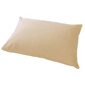 コットンパイルカバーリングシリーズ【Fluffig】フルフィーグ枕カバー2枚セット (ベージュ)