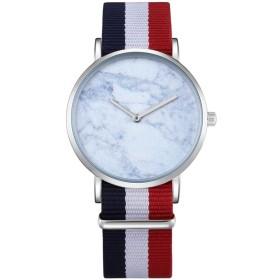 MUMUWU 6812 腕時計 ウォッチ レディース 防水 男女兼用 ビジネス シンプル (SKU : Wa0738b)