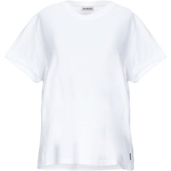 《セール開催中》BALENCIAGA レディース T シャツ ホワイト XL コットン 100%