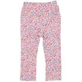【子供服】 Will Mery (ウィルメリー) ストレッチ裏毛花柄パンツ 80cm N21054