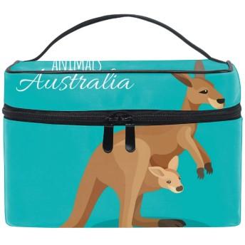 Austrastralia Kangaroo Animal Motherコスメ 化粧 洗面 旅行 出張 ホワイトデー お返し ギフト