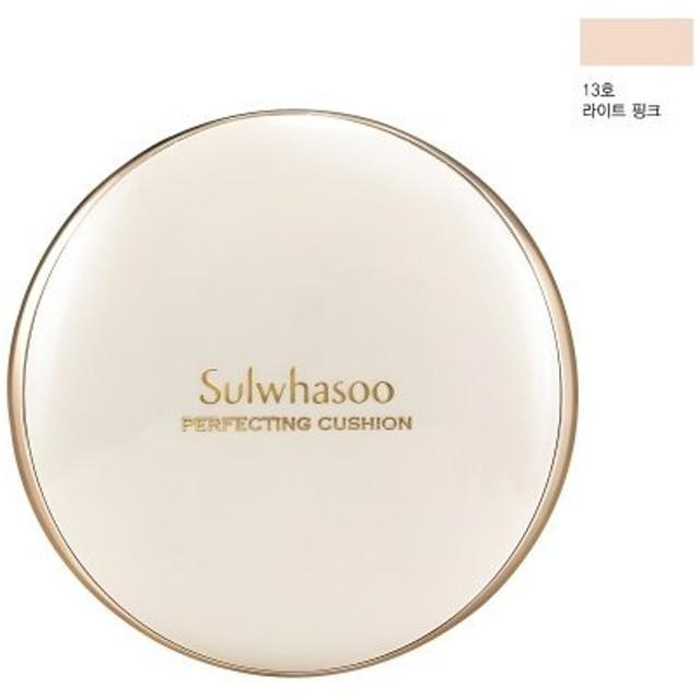 Sulwhasoo Perfecting Cushion SPF50+/PA+++[並行輸入品] (NO.13 Light Pink)