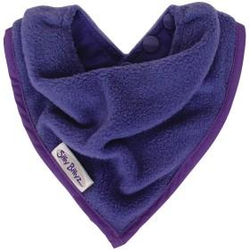 バンダナービブ タオル bandana bib towel (紫 Purple)