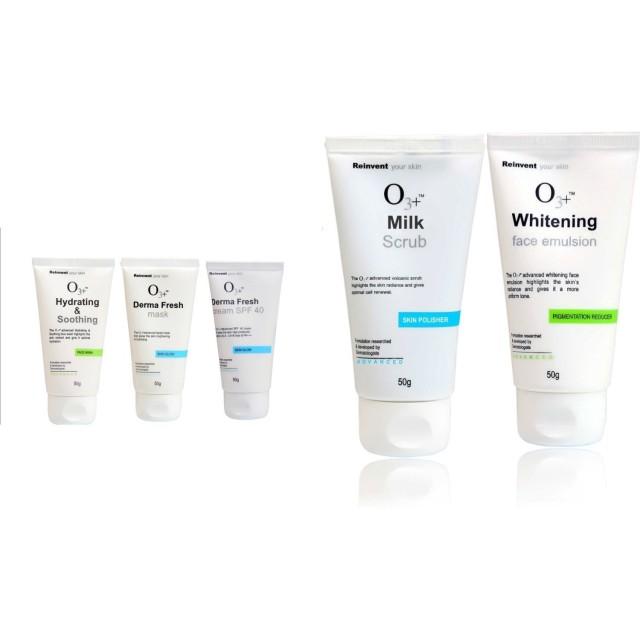 O3 Facial Kit Combo