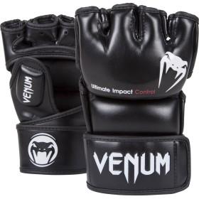 VENUM ヴェヌム(ヴェナム) MMAファイトグローブ Impact(インパクト)(黒) (S) (S) (S)