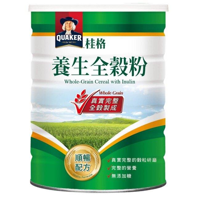 【桂格】 順暢配方養生全穀粉(600g/罐)