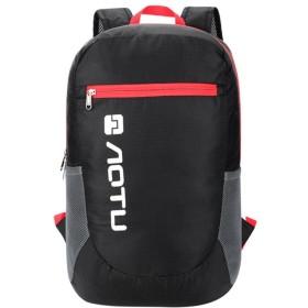 Vibola スポーツバッグ 折りたたみ式 バックパック 超軽量 ミニバックパック リュックサック 20L 大容量 M ブルー Vibola®62525