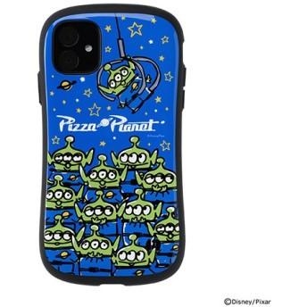 iPhone 11 6.1インチ ディズニー/ピクサーキャラクターiFace First Classケース 41-913147 トイ・ストーリー/エイリアン