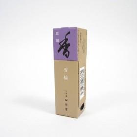 芳輪シリーズ 白川スティック20本入 90×25×25