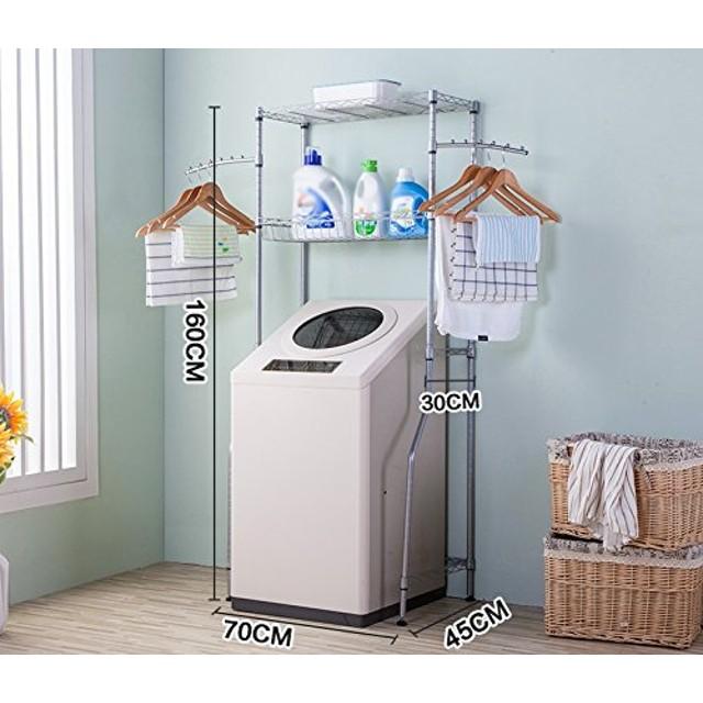 バルコニー 洗濯機