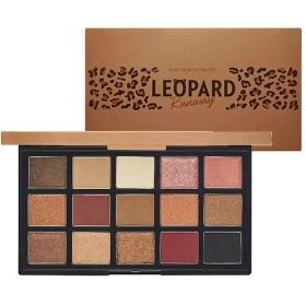 ETUDE HOUSE Play Color Eye Palette - Leopard Runway/エチュードハウスプレイカラーアイパレット - レオパードランウェイ [並行輸入品]