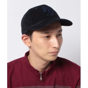 (McGREGOR/マックレガー)CAP(6)コーデュロイ/メンズ ネイビー