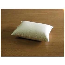 国産オリジナルソフトタイプ羽根枕 ダウン30% 43x63cm 高密度ピロケース付き