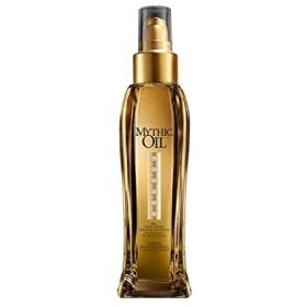 ロレアルのプロフェッショナル神話オイルオリジナルオイル(100)に x4 - L'Oreal Professionnel Mythic Oil Original Oil (100ml) (Pack of 4) [並行輸入品]