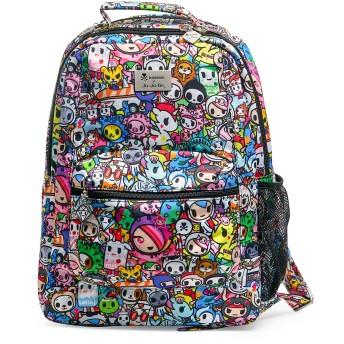 Ju-Ju-Be Tokidoki Collection Be Packed バックパック おむつバッグ Iconic 2.0