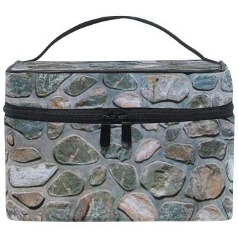メイクポーチ 結石 化粧ポーチ 化粧箱 バニティポーチ コスメポーチ 化粧品 収納 雑貨 小物入れ 女性 超軽量 機能的 大容量