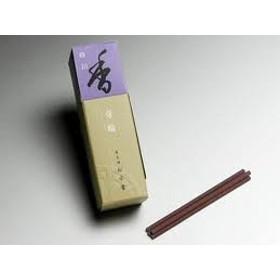 松栄堂のお香 芳輪白川 ST20本入 簡易香立付 #210623