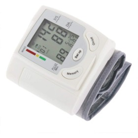 手首式血圧計 自動測定 電池式 使いやすい 家庭用