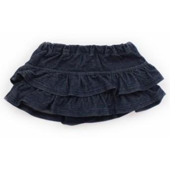 【組曲/Kumikyoku】スカート 70サイズ 女の子【USED子供服・ベビー服】(462248)
